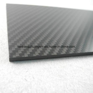 100% Carbon Fiber Plate Panel 3k pictures & photos