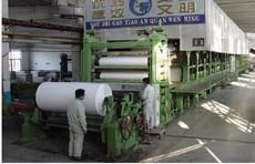1575mm Paper Making Machine, Printing Paper Making Machine, Writing Paper Machine Made in China Henan Province, Zhengzhou Guangmao pictures & photos