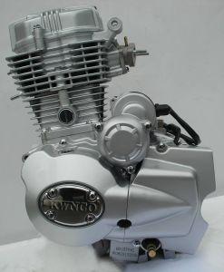Motorcycle Engine (GW125-KS) pictures & photos