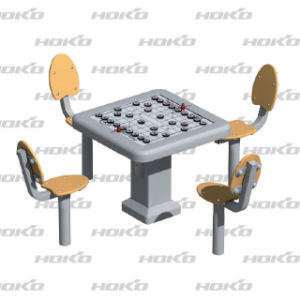 HK-3602A Magnetic Chess Table