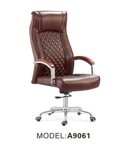 Modern Office Manager Chair with PU Cover pictures & photos