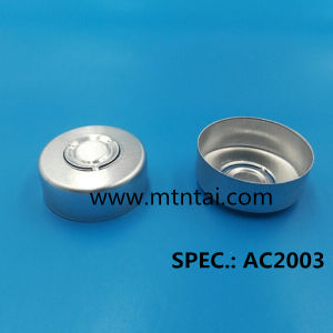 20mm Aluminum Cap for Tubular Injection Vials pictures & photos