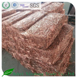 Copper Wire Scrap 99.9%/Millberry Copper Scrap pictures & photos