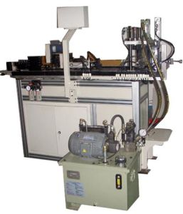 High Speed Automatic Starter Copper Wire Forming Machine (QD1303A)