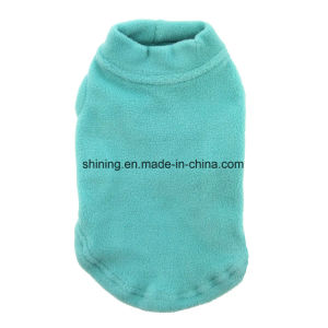 Stretch Fleece Dog Vest Pet Clothes pictures & photos