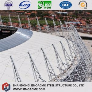Heavy Steel Structure Building for Gym Center pictures & photos