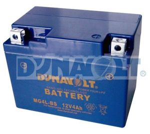 Motorcycle Batteries (MG4L-BS)