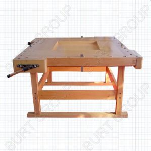 Wooden Bench with German Beech Material (WB-23) pictures & photos