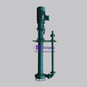 Submersible Slurry Pump with ISO9001 Approved