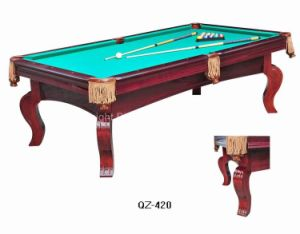 Pool Table -QZ420#