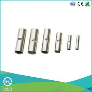 Bn Non Insulated Cable Middle Joint End Sleeves Ferrels Connector pictures & photos