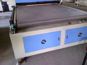 Cloth/Fabric/Leather Laser Cutter (FLC1325c) pictures & photos