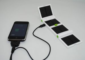 Solar Mobile Charger (LVC-606)