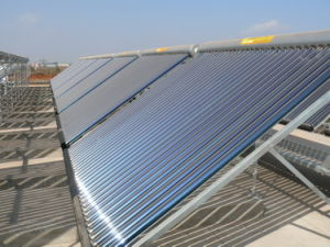 Low Pressure Project Solar Water Heater pictures & photos