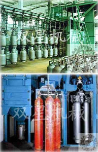 Cylinder Shot Blasting Machine pictures & photos
