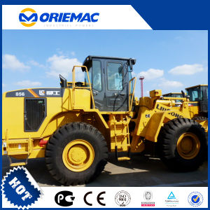Liugong Wheel Loader Clg856h Price 5ton Front End Loader pictures & photos