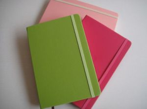 A5 Size Leather Note Book pictures & photos