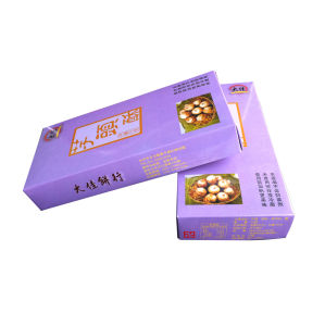 2014 Hot Selling Paper Folding Cookie Box (YY-C003) pictures & photos