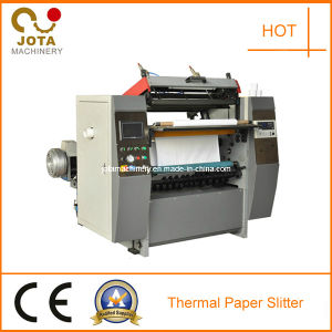 Two Ply NCR Paper Rolls Slitting Rewinding Machine pictures & photos