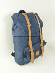 New Fabric School Travel Laptop Backpack in Good Quality pictures & photos