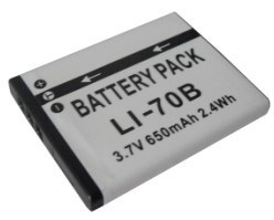 Digital Camera Battery, Camcorder Battery with Higher Capacity, Good Protection IC (li-70B) pictures & photos