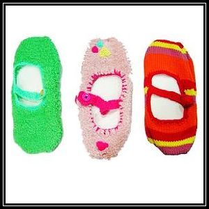 Polar Fleece Slipper Socks / Shoe (BFFL003)