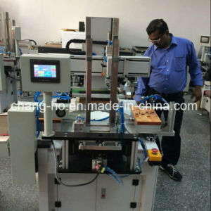 Servo Motor Silk Screen Printing Machine for Scales pictures & photos