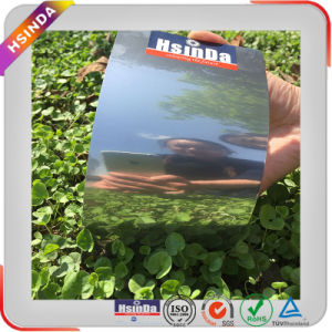 High Levelling Reflective Paint Mirror Effect Imitate Chrome Silver Pigment Powder Coating pictures & photos