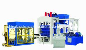 Auto Concrete Brick Making Machine (QT8-15)
