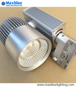 30W Silver Housing 3 Phase Track Lighting/LED Track Light pictures & photos