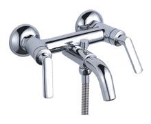 Double Handle Bath Faucet (CB-52303) pictures & photos
