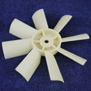 Plastic Accessories and Injection Parts Motor Fans pictures & photos