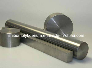 Polished Forged Molybdenum Rods for Vacuum Furnace pictures & photos