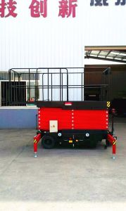 0.15t 2m Non-Standard Customized Self Propelled Scissor Lift pictures & photos