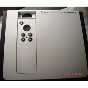 Multimedia Projector LX3 with 4000 Ansi Lumens Brightness