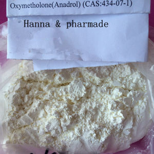 Hannapharmade Dianabol Dbol Powder Anavar Micronised Winstrol Steroid Tablet Raw Safe Ship pictures & photos