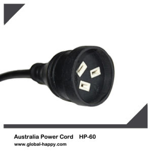 HP-60 Three Pin Australia Power Cord pictures & photos