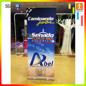 PVC Flex Material Printing Digital Roll up Banner pictures & photos