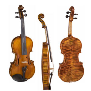 Professional High-Grade Violin (VLA-3(4/4)) pictures & photos
