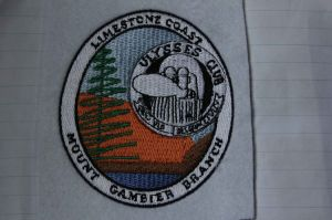 Embroidery Badge/Custom Embroidery Patch/Embroidery Patch for Clothing Embroidery Tag- Garment Logo pictures & photos