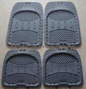 Rubber & PVC Car Floor Mat (YD-0069)