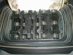 SKD Luggage (7 Packing) pictures & photos