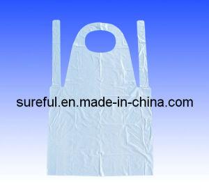 HDPE Apron/HDPE Disposable Apron pictures & photos