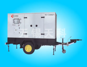 Trailer Truck Power Plant