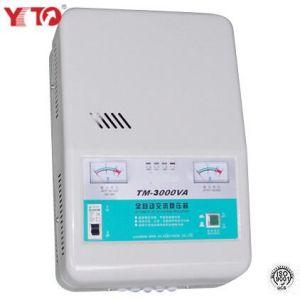 TM Series Hanging Type Relay Voltage Stabilizer or Regulator TM-3kVA/6kVA/10kVA