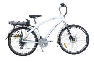 26 Inch Bike Rear Carrier Lithium Battery Mountain Electric Bicycle