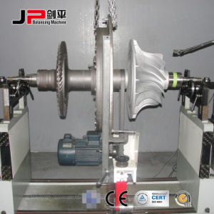Turbocharger Rotor and Impeller Dynamic Balancing Machine pictures & photos