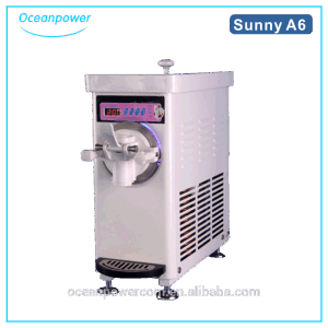 Mini Soft Ice Cream Machine (Sunny A6 Stainless steel body) pictures & photos