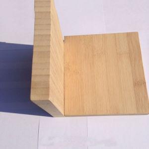Bamboo Furniture Panels 1-Ply Vertical 16mm Carbonized
