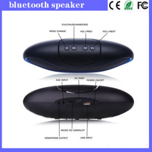 Latest Design Wireless Bluetooth Speaker, Rugby Football Bluetooth Speaker
